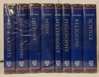 Oxford Dictionary Set