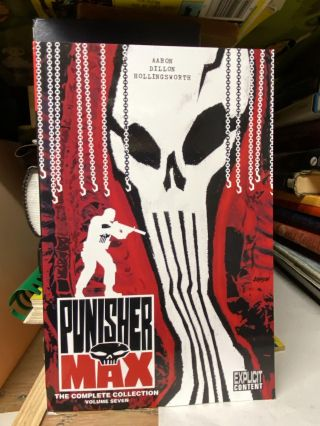 Punisher Max: The Complete Collection, Vol. 7. Jason Aaron
