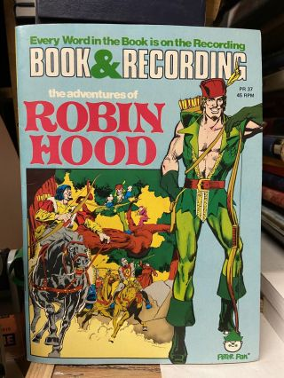 The Adventure of Robin Hood (PR 37