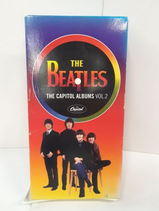 The Beatles ‎– The Capitol Albums Vol.2