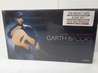 Garth Brooks ‎– Blame It All On My Roots: Five Decades Of Influences
