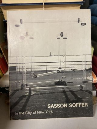 Season Soffer: In the City of New York. Sasson Soffer