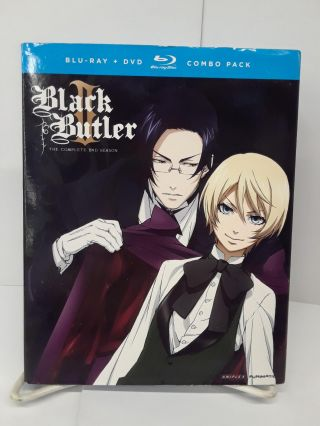 Black Butler: Complete Second Season