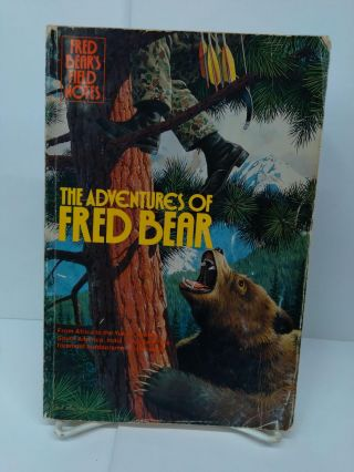 The Adventures of Fred the Bear. Fred Bear