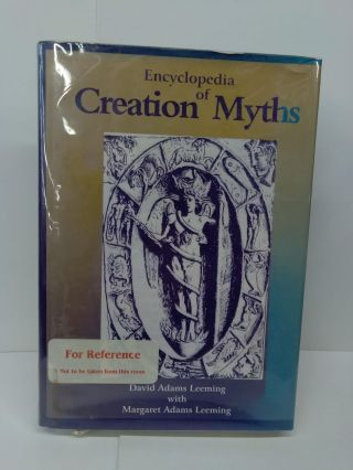 Encyclopedia of Creation Myths. David Leeming