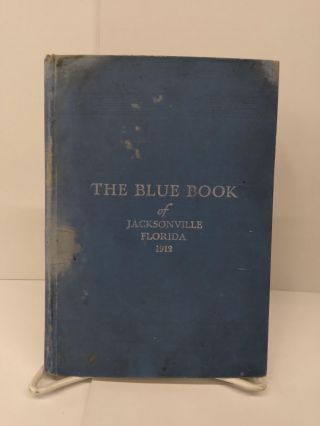 The Blue Book of Jacksonville Florida 1912. the Woman's Auxiliary of the Church of the Good Shepherd
