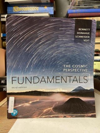 Cosmic Perspective Fundamentals (3rd Edition