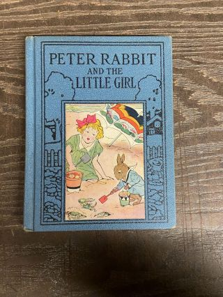 Peter Rabbit and the Little Girl (Wee Books for Wee Folks). Linda Stevens Almond
