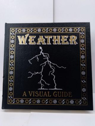Weather: A Visual Guide. Bruce Buckley