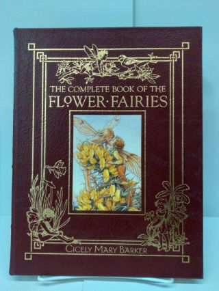 The Complete Book of the Flower Fairies. Cicely Barker