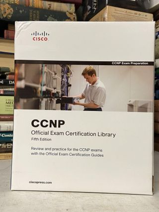 CCNP Official Exam Certification Library (Fifth Edition