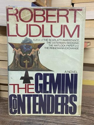The Gemini Contenders. Robert Ludlum