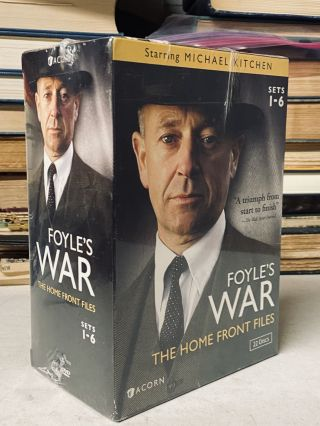 Foyle's War: The Home Front Files, Sets 1-6