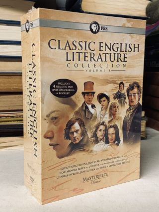 Classic Literature Collection, Volume 1