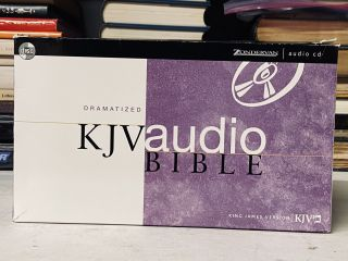 KJV Audio Bible Dramatized