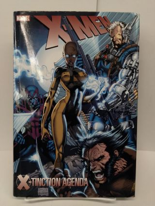 X-Men: X-Tinction Agenda. Chris Claremont