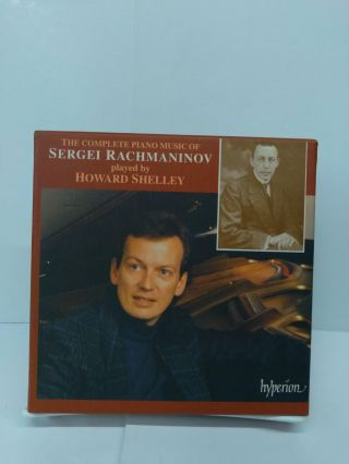 The Complete Piano Music of Sergei Rachmaninov