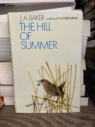 The Hill of Summer. J. A. Baker