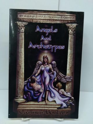 Angels and Archetypes: An Evolutionary Map of Feminine Consciousness. Carmer Boutler