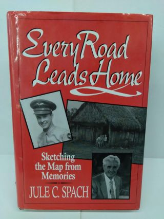 Every Road Leads Home: Sketching the Map From Memories. Jule Spach