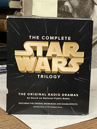 The Complete Star Wars Trilogy: The Original Radio Dramas