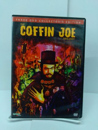 The Coffin Joe Trilogy Collection