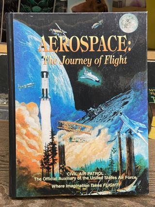 Aerospace: The Journey of Flight. Jeff Montgomery