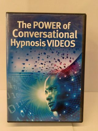 The Power of Conversational Hypnosis Videos