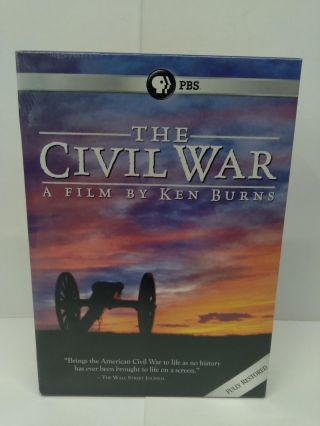 Ken Burns: The Civil War 25th Anniversary Edition