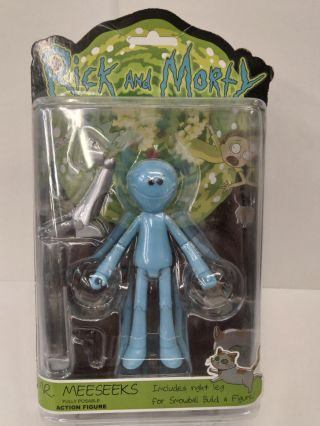 Rick and Morty - Mr. Meeseeks