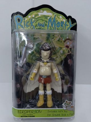 Rick and Morty - Birdperson