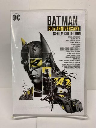 Batman 18-Film Collection