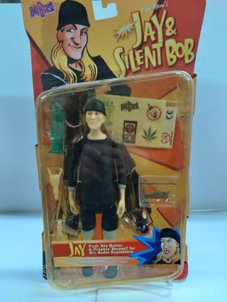 Big Blast View Askew Jay And Silent Bob Talking JAY Action Figure
