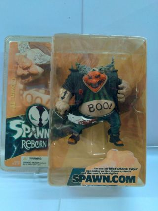 Spawn Reborn Clown IV Action Figure