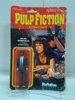 Pulp Fiction Jules Winnfield Action Figure