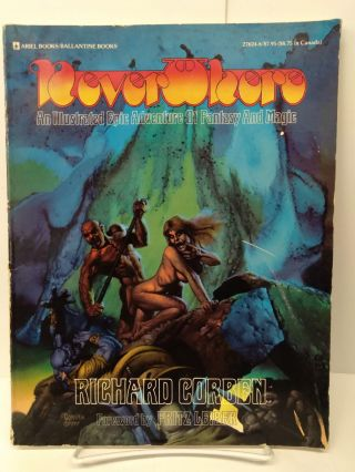 NeverWhere: An Illustrated Epic Adventure Of Fantasy And Magic. Richard Corben