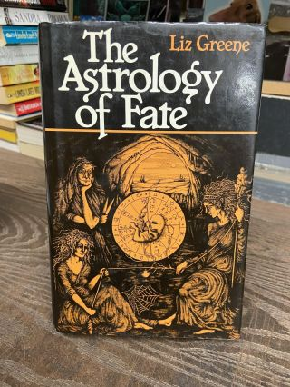 The Astrology of Fate. Liz Greene