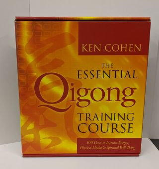 The Essential Qigong Training Course: 100 Days to Increase Energy, Physical Health, and Spiritual...