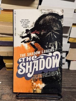 The Shadow Laughs! Maxwell Grant