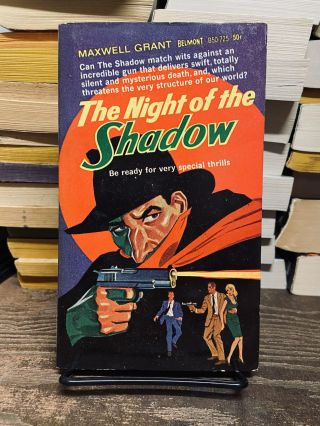 The Night of the Shadow. Maxwell Grant