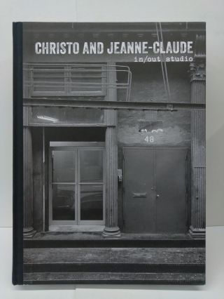 Christo and Jeanne-Claude: In/Out Studio. Matthias Koddenberg