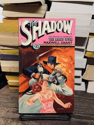 The Death Giver (The Shadow, No. 23). Maxwell Grant