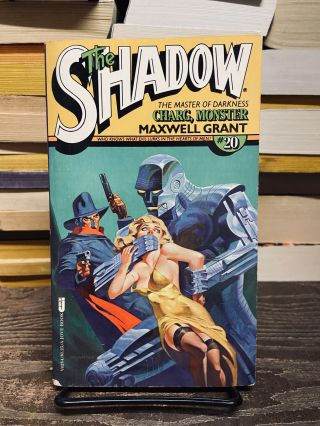 Charg, Monster (The Shadow, No. 20). Maxwell Grant