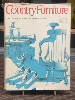 Country Furniture. Aldren A. Watson