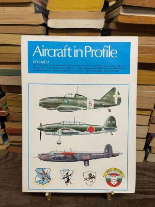 Aircraft in Profile, Volume 13. Charles W. Cain