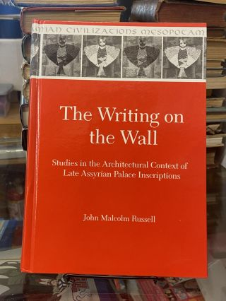 The Writing on the Wall. John Malcolm Russell