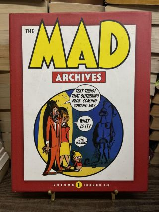 The MAD Archives: Issues 1-6