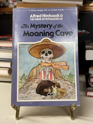 The Mystery of the Moaning Cave (The Three Investigators No.10). William Arden