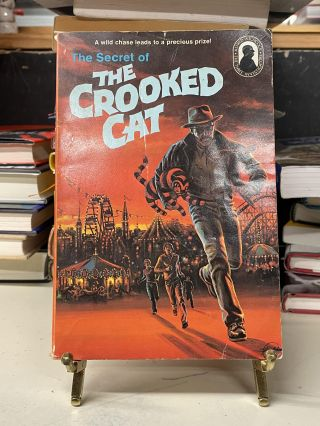 The Secret of the Crooked Cat (The Three Investigators No.13). William Arden