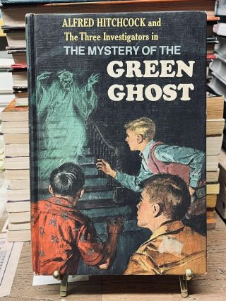 The Mystery of the Green Ghost (The Three Investigators, No. 4). Robert Arthur